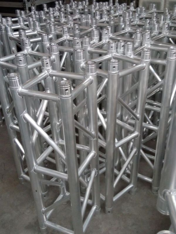 Aluminum alloy 6082-t6 tube ,50x3mm , aluminum stage truss for event show