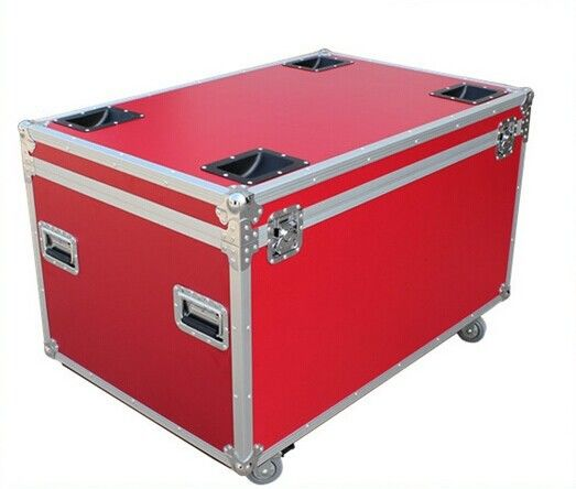 Colorful Aluminum Tool Cases / 9mm Plywood Flight Case